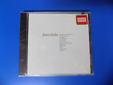 1990 early press CD NEW Sealed JAMES TAYLOR Greatest Hits (1976) Warner Bros