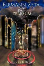 Riemann Zeta: Zero Sum (Hardback or Cased Book)