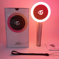 Kpop TWICE [CANDY BONG Z] Official Light Stick Ver.2 Wolrd Tour Light#HF SlIWv