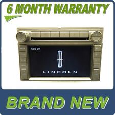 NEW LINCOLN GPS Navigation 6 Disc Changer CD Player Radio System MKX MKZ OEM