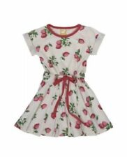 Cotton Everyday Rock Your Kid Dresses for Girls