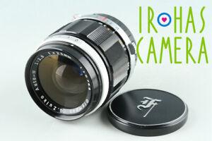 Olympus G.Zuiko Auto-W 25mm F/2.8 Lens #31324 F4