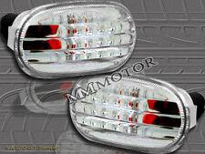 97-2002 MIRAGE LS/DE CLEAR FRONT BUMPER FENDER SIDE MARKER LIGHT 2/4 DOOR