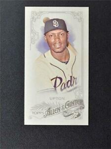 2015 Topps Allen and Ginter Mini A and G Back #141 Justin Upton - NM-MT