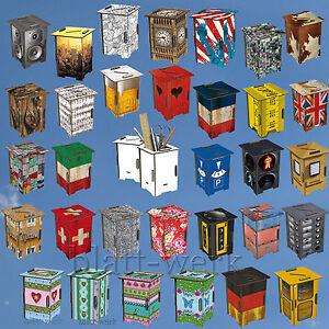 TWIN-Box, Stiftbox / Spardose, Verpackung Geldgeschenk, Gutscheine - Werkhaus