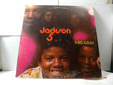"THE JACKSON 5 -(LP)- THIRD ALBUM  INCLUDES  ""I'LL BE THERE""-MAMA'S PEARL  - 1970"