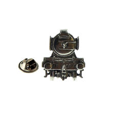 The Flying Scotsman Pewter LAPEL PIN HAT BADGE TRAIN DRIVER Present Gift Box