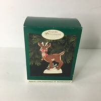 Hallmark 1996 Rudolph the Red Nosed Reindeer Lighted Keepsake Christmas Ornament