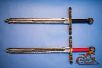 "AMAZING ""KING'S ARTHUR SWORD"" CHILDREN KIDS ADULT HAND CRAFTED WOODEN TOY 72cm!"