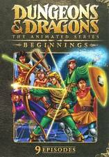 Dungeons & Dragons: The Animated Series- Beginnings~New