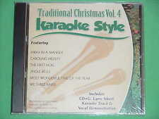 Traditional Christmas~#4 ~ Christian~Daywind~Karaoke Style~ The First Noel ~CD+G
