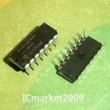 5 PCS PIC16F684-I/P DIP-14 16F684 I/P Flash-Based, 8-Bit CMOS Microcontrollers