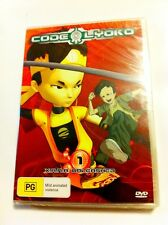 Code Lyoko - XANA Unleashed : Vol 1 - Region4 DVD - BRAND NEW