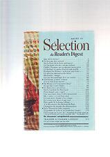 Selection Du Reader's Digest aout 1973