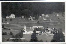 MORGINS (SUISSE) CHALET-HOTEL & EGLISE en 1932