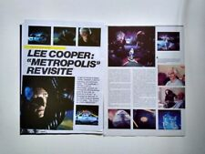 Lee Cooper Wrangler Rica Lewis jeans Xtro d'Abo Adjani clippings France