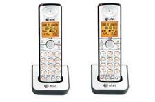 2 x AT&T CL80109 1.9GHz DECT 6.0 Cordless Handset for CL82859, CL84109, CL84209