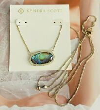 Kendra Scott Delaney Pendant Necklace In golden