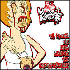 Vaginal Kebab ‎– El amor de una madre es incomparable (CD, 2016) Goregrind