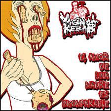 Vaginal Kebab – El amor de una madre es incomparable (CD, 2016) Goregrind