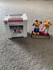 Hodori Free Standing Olympic Mascot Figurines 1988 Seoul MInt in Box