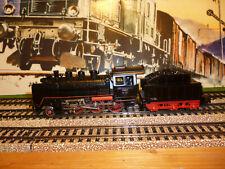 Märklin HO: Schöne BR24 Dampflok mit Tender, analog, gebraucht, siehe Bilder