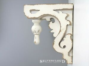 Silvercloud Trading Co. SINGLE Architectural CORBEL, Bracket, Bookend LRG 11""