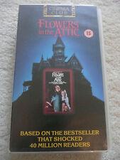 Flowers In The Attic (1991 VHS Cinema Club) Retro, Vintage, Horror, Cult