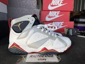 Nike Air Jordan VII 7 Olympic 2012 Size 8.5 100% Authentic