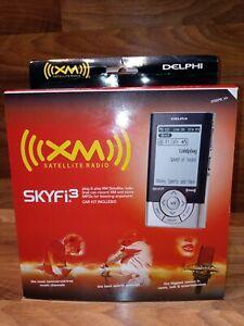 NEW Delphi SKYFi3 SA10224 Sirius XM Portable Satellite Radio Complete Car Kit
