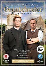 GRANTCHESTER SERIES ONE 1 2 DISC BOXSET JAMES NORTON ROBSON GREEN DVD NEW SEALED