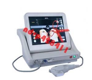 HIFU Machine &5 transducers High intensity focused ultrasound Skin Care Machine