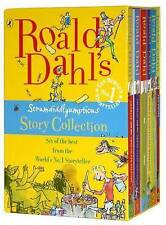 Roald Dahl's Scrumdidlyumptious Story Collection by Roald Dahl (Mixed media product, 2008)