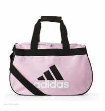 adidas Diablo Small Duffel  Gym Bag  Black - Pink