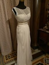 NEW clearance stock white dress gown bridal formal wedding