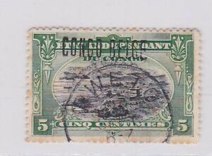 Belgian Congo  1909 PWETO