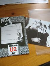 U2 RARE postcards, set of 2