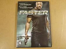 DVD / FASTER ( DWAYNE JOHNSON, BILLY BOB THORNTON )