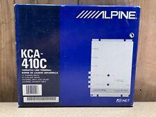 Alpine KCA-410C versatile link terminal