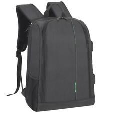 Riva 7490 Backpack Rucksack Bag Tasche Schwarz für Olympus E-520