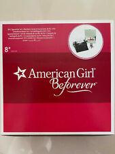 American Girl Kit's Typewriter Set New In Box- Retired