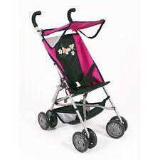 Bayer Chic 2000 Puppen-Buggy VITA Dots Navy-Pink