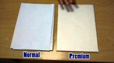 papel premium semi pegajoso a3 tabloide