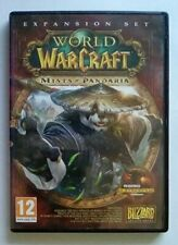 World Of Warcraft Mists Of Pandaria Expansion Set  PC
