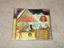 2 CD: Future Trance Vol. 2 (Zwei - 1997) Dance, Trance, Techno, Sampler
