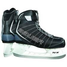 Bauer Flow Rec Ice Schlittschuhe Hockey Junior Größe 4 (35)