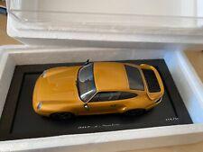 Porsche 911 993 Turbo Exclusive Classic Series Gold 1/18 Spark Wax02100993