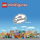 LEGO 71009 Minifigures The Simpsons Series 2 (complete set of 16)