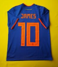 5+/5 James Colombia kids 13-14 years 2019 away shirt BR3493 Adidas soccer ig93