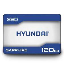Hyundai IBT SSDHYC2S3T120G 120gb Sapphire Internal Ssd 2.5 2.5in Sata Iii Tlc